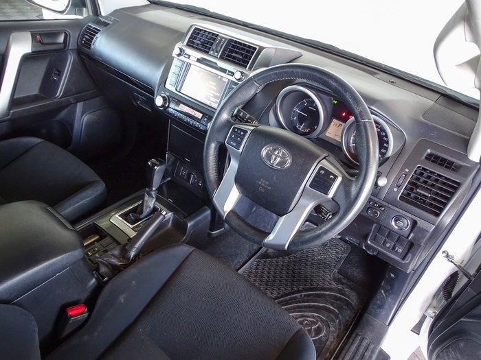 2015 Toyota Landcruiser Prado GXL KDJ150R MY14 4X4 Dual Range