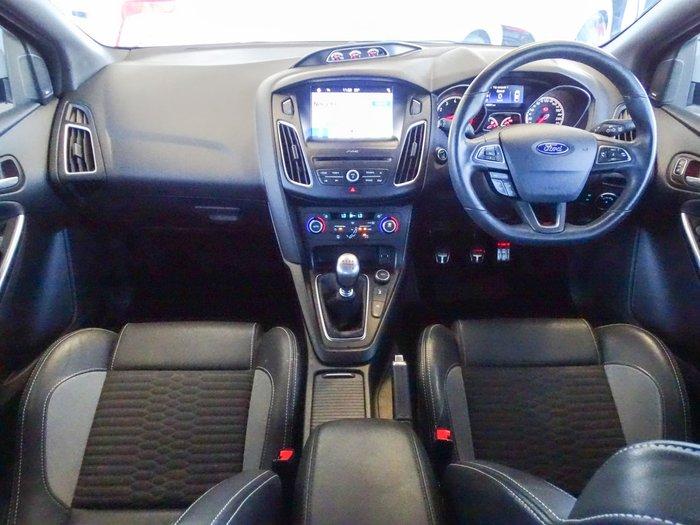 2018 Ford Focus ST LZ Frozen White
