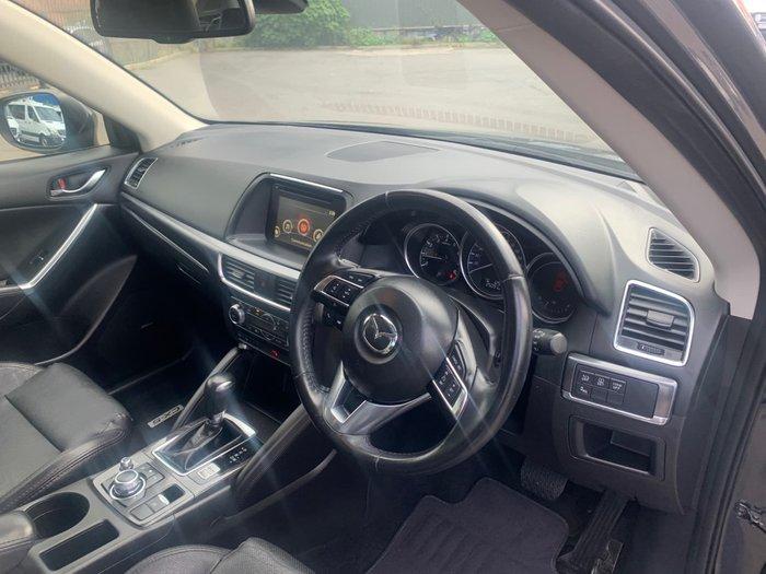 2017 Mazda CX-5 Grand Touring KE Series 2 AWD Meteor Grey