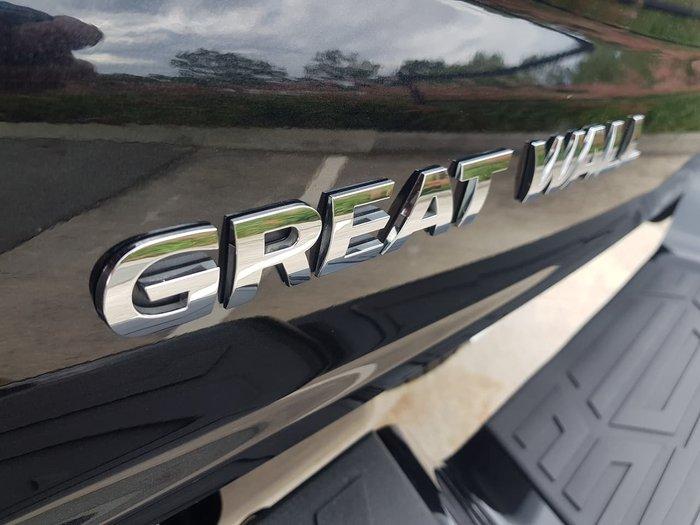 2019 Great Wall Steed NBP Black
