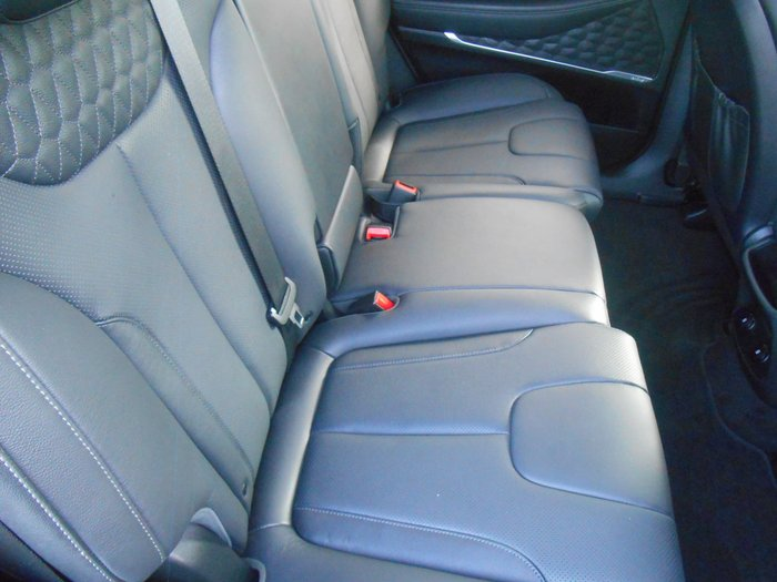 2020 Hyundai Santa Fe Elite TM.2 MY20 4X4 On Demand Stormy Sea