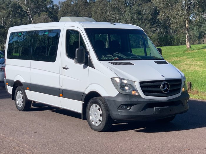 2015 Mercedes-Benz Sprinter 313CDI NCV3 Arctic White