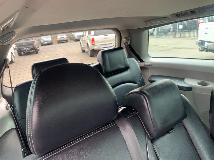 2007 Mitsubishi Grandis VR-X BA MY07 Effect Grey