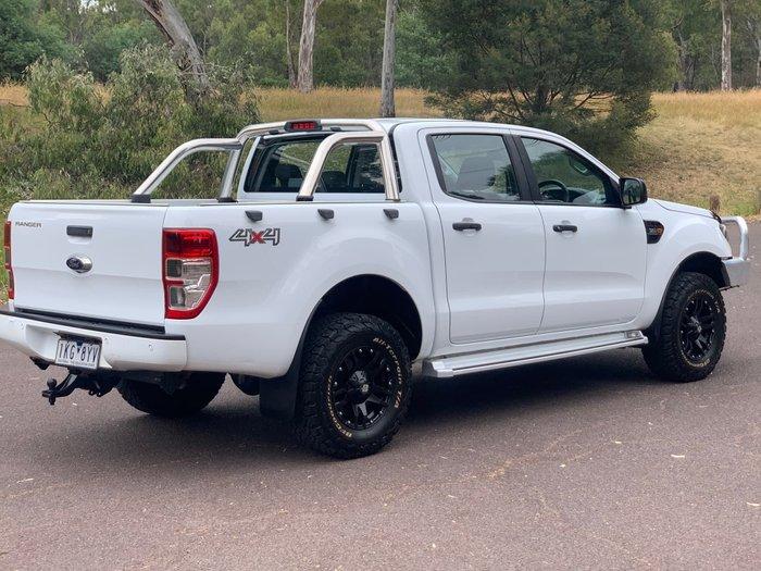 2017 Ford Ranger XL PX MkII 4X4 Dual Range