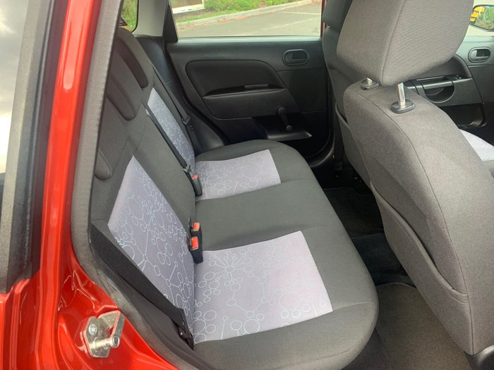 2007 Ford Fiesta LX WQ Orange