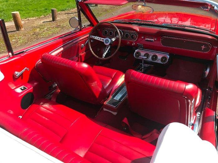 1965 Ford Mustang (No Series)