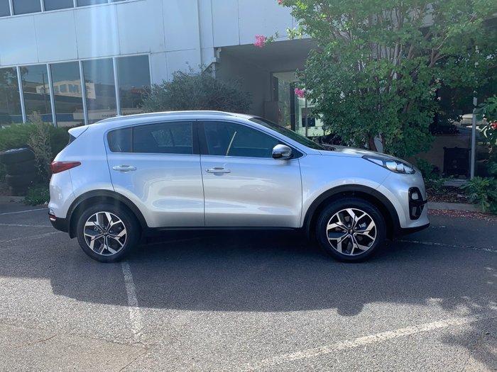 2018 Kia Sportage Si Premium QL MY19 Sparkling Silver