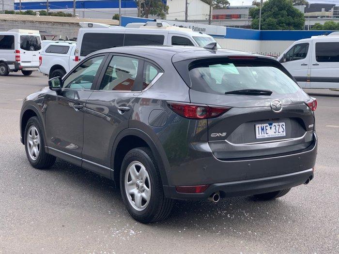 2017 Mazda CX-5 Maxx KF Series Machine Grey