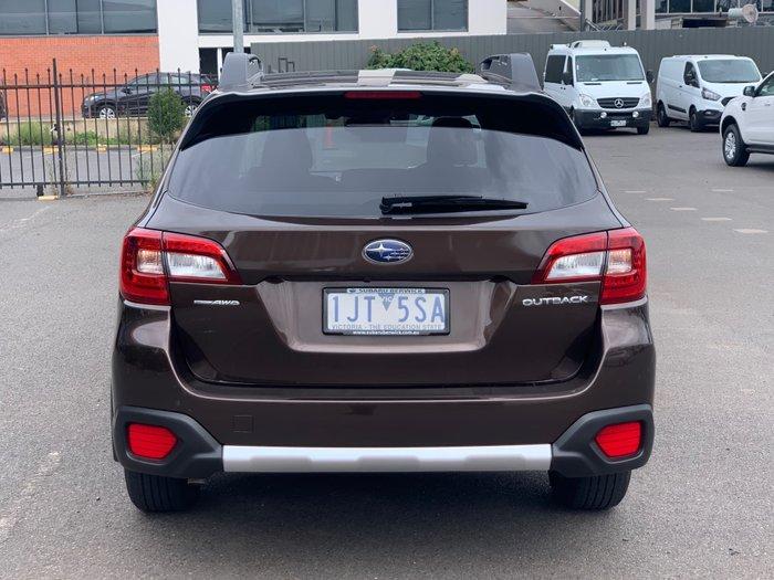 2017 Subaru Outback 2.5i 5GEN MY17 AWD Brown