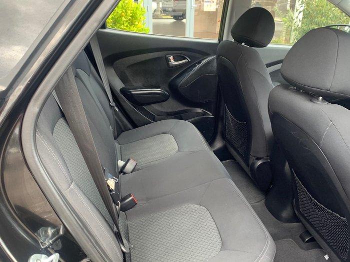 2012 Hyundai ix35 Active LM MY12 Phantom Black