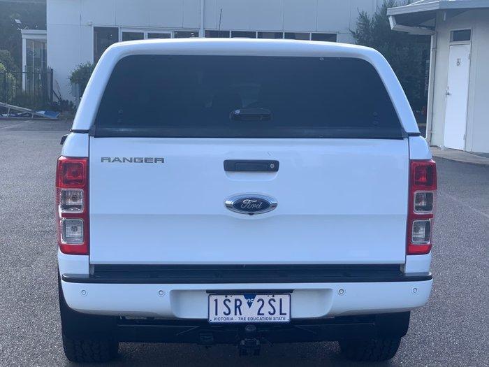 2017 Ford Ranger XL Hi-Rider PX MkII Frozen White