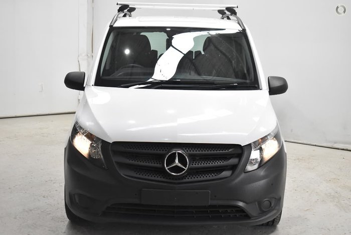 2018 Mercedes-Benz Vito 119BlueTEC 447 Arctic White
