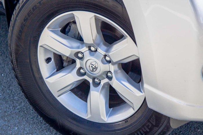 2017 Toyota Landcruiser Prado GXL GDJ150R 4X4 Dual Range Silver