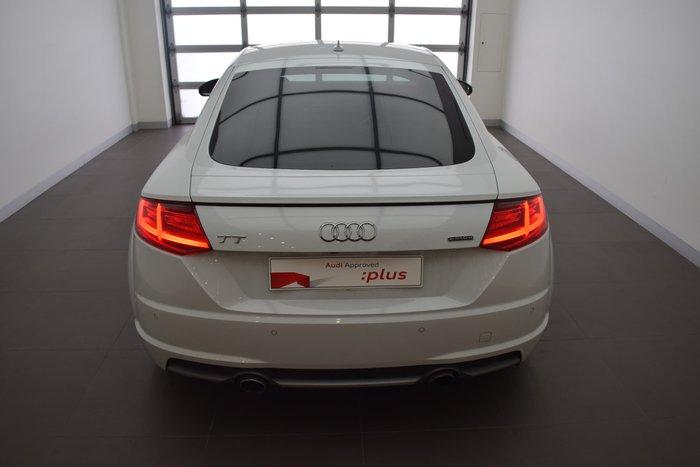 2015 Audi TT S Line FV MY16 Glacier White