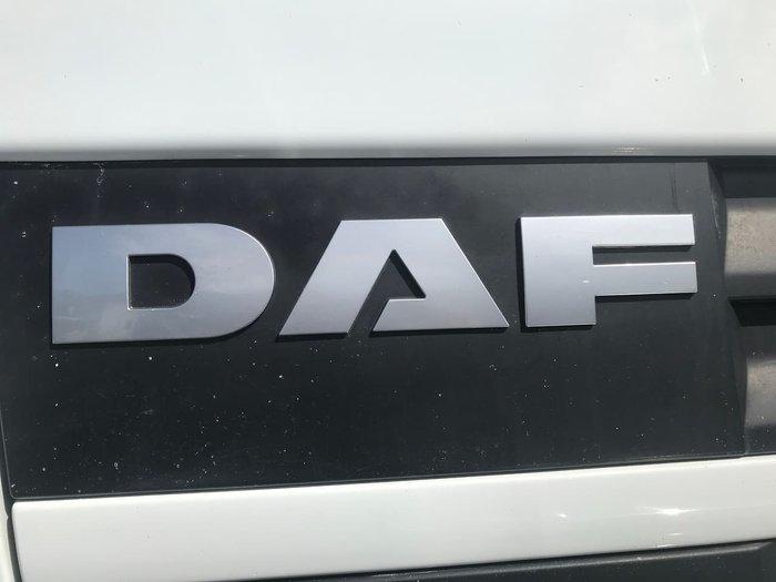2015 DAF XF105-510 WHITE
