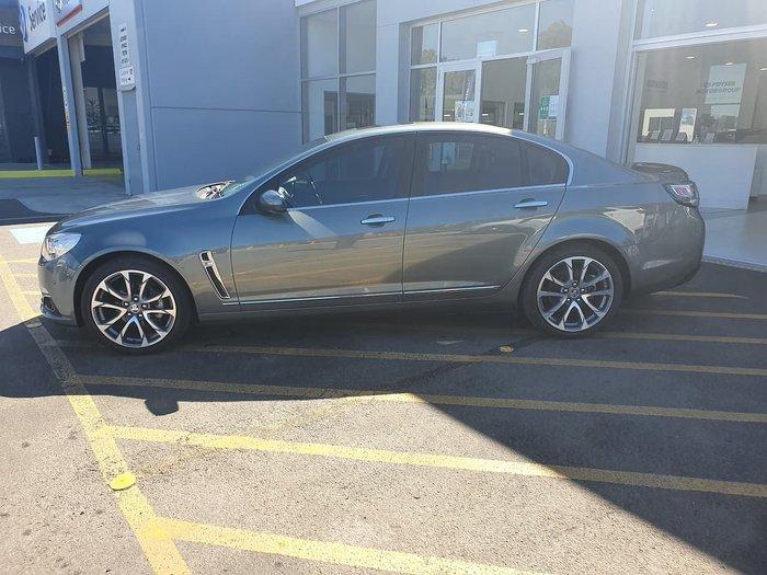 2016 Holden Calais V VF Series II MY16 Grey