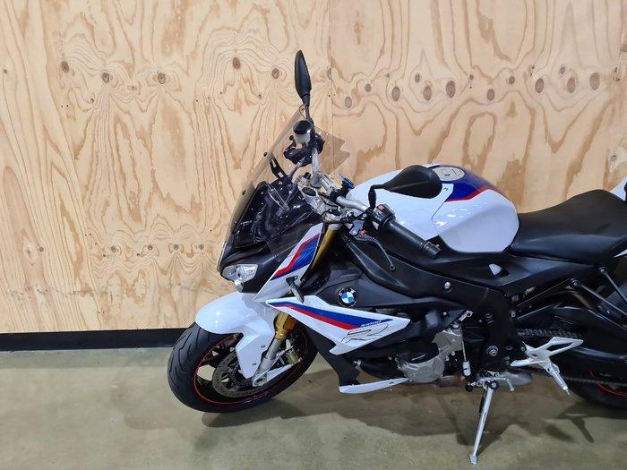2017 BMW S 1000 R SPORT White