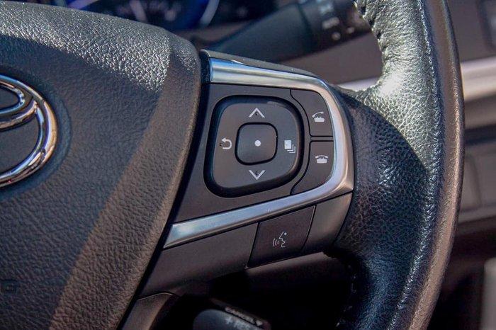 2017 Toyota Camry RZ ASV50R Grey