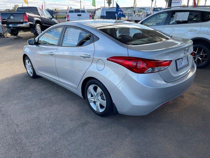 2011 Hyundai Elantra Active MD Sleek Silver