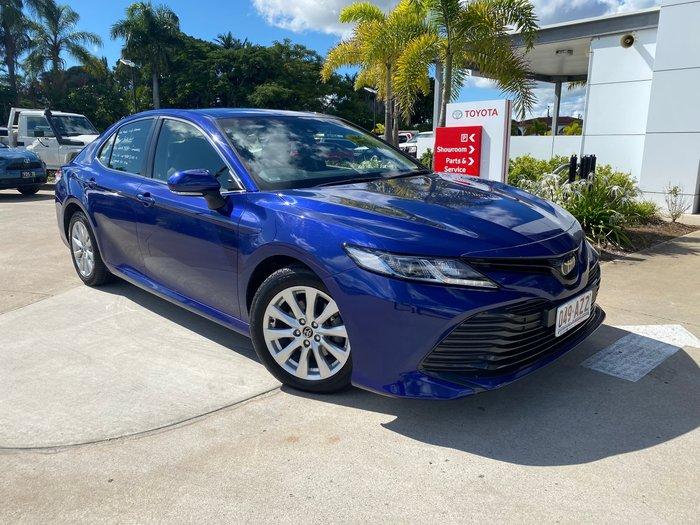 2018 Toyota Camry Ascent ASV70R Lunar Blue