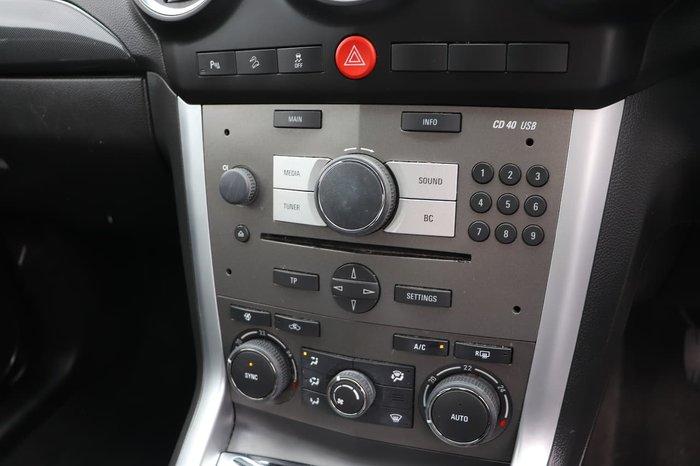 2014 Holden Captiva 5 LT CG MY14 White