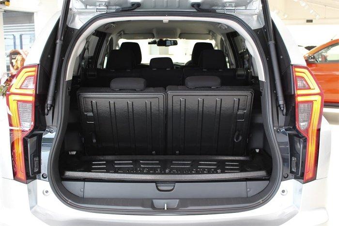 2021 Mitsubishi Pajero Sport GLS QF MY21 4X4 Dual Range Sterling Silver