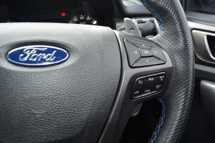 2018 Ford Ranger Raptor PX MkIII MY19 4X4 Dual Range Grey