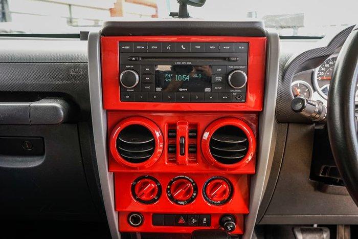 2010 Jeep Wrangler Unlimited Sport JK MY10 4X4 Black