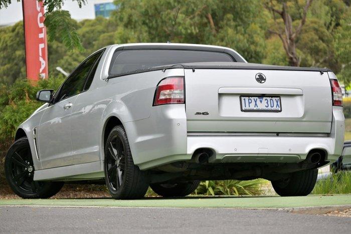 2015 Holden Ute SV6 VF Series II MY16 Nitrate