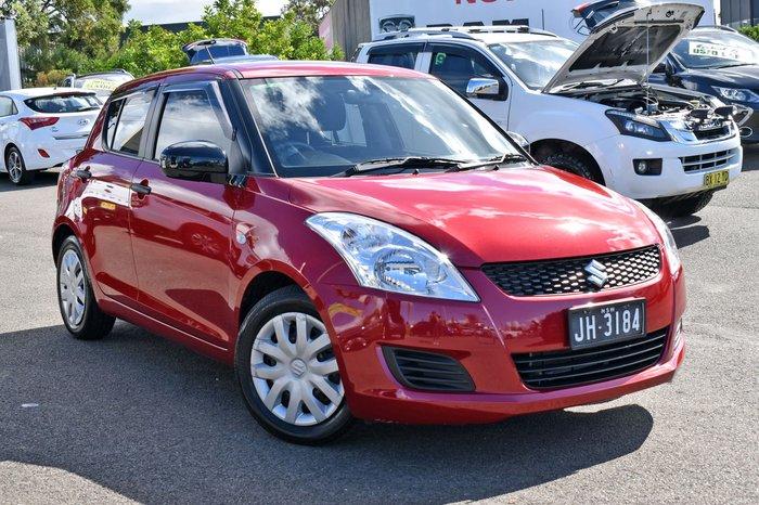 2013 Suzuki Swift GA