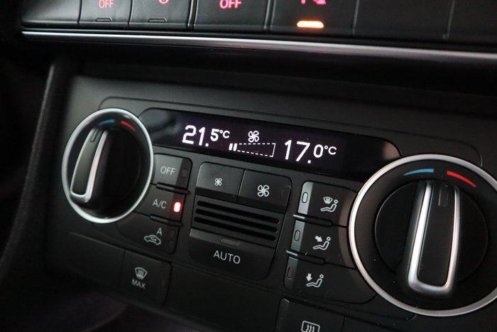 2016 Audi Q3 TFSI 8U MY16 Glacier White