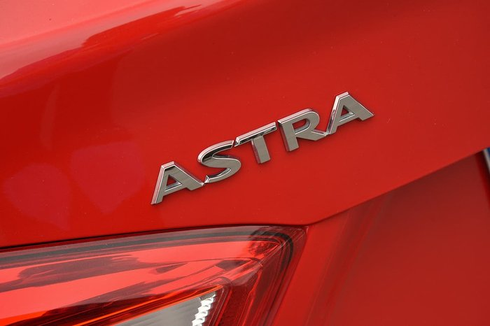 2018 Holden Astra LS BL MY18 Red