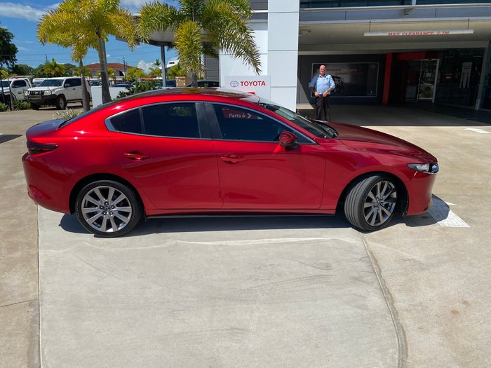 2019 Mazda 3 G20 Evolve BP Series Soul Red Crystal