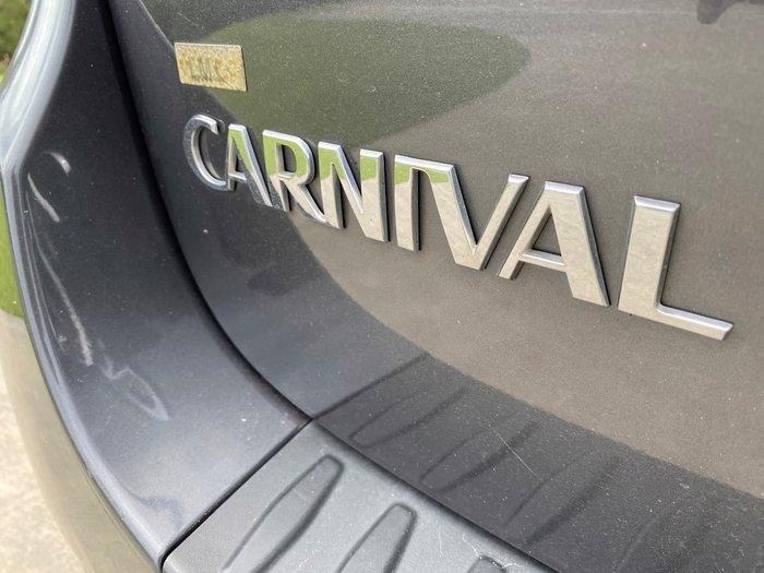 2015 Kia Carnival SLi YP MY15 Grey