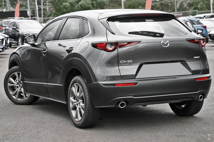 2020 Mazda CX-30 G25 Astina DM Series Grey