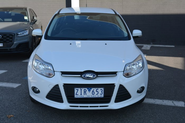 2012 Ford Focus Trend LW MKII Frozen White