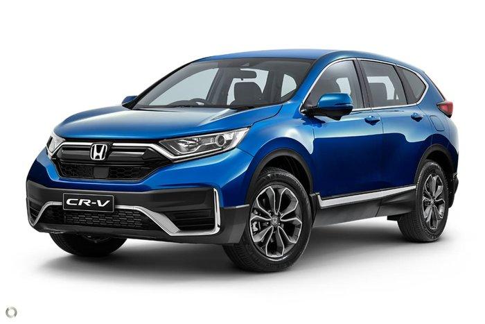 2021 Honda CR-V VTi X RW MY21 Blue