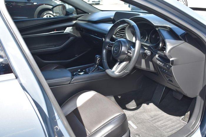 2019 Mazda 3 G25 GT BP Series Machine Grey