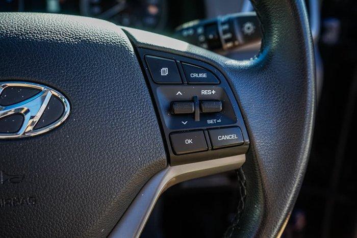 2018 Hyundai Tucson Highlander TLE2 MY18 AWD Blue