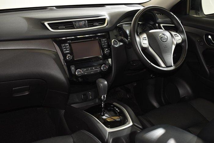 2017 Nissan X-TRAIL ST-L T32 Series II 4X4 On Demand Ivory Pearl