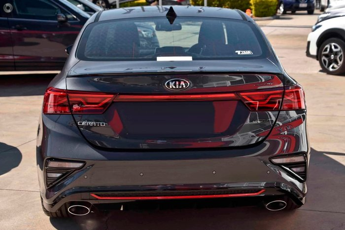 2021 Kia Cerato GT BD MY21 Platinum Graphite