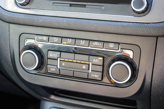 2013 Volkswagen Tiguan 103TDI Pacific 5N MY14 Four Wheel Drive White
