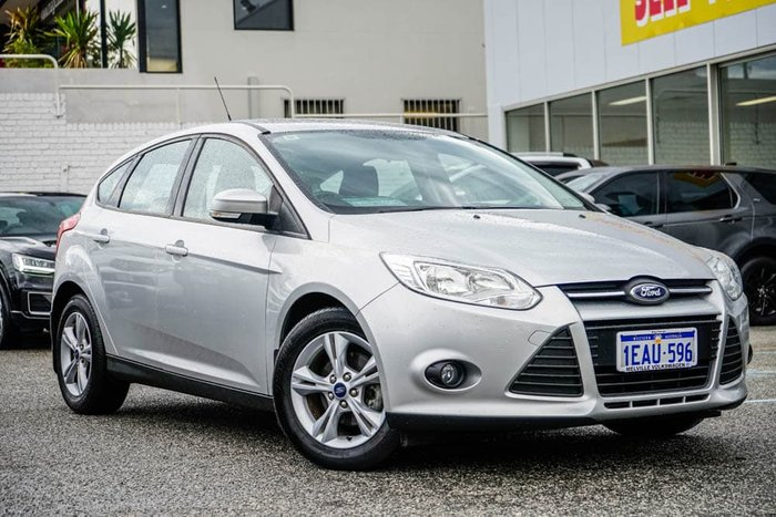 2012 Ford Focus Trend LW MKII Ingot Silver
