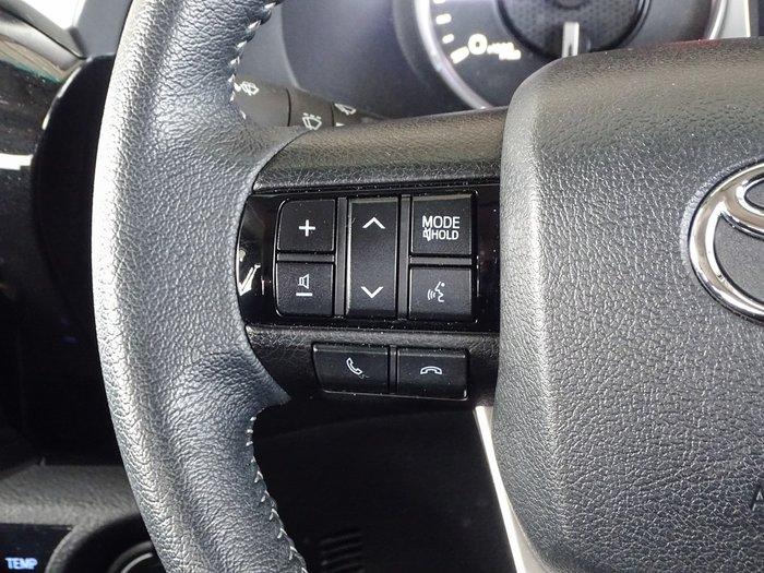 2020 Toyota Hilux SR5 GUN126R 4X4 Dual Range Graphite