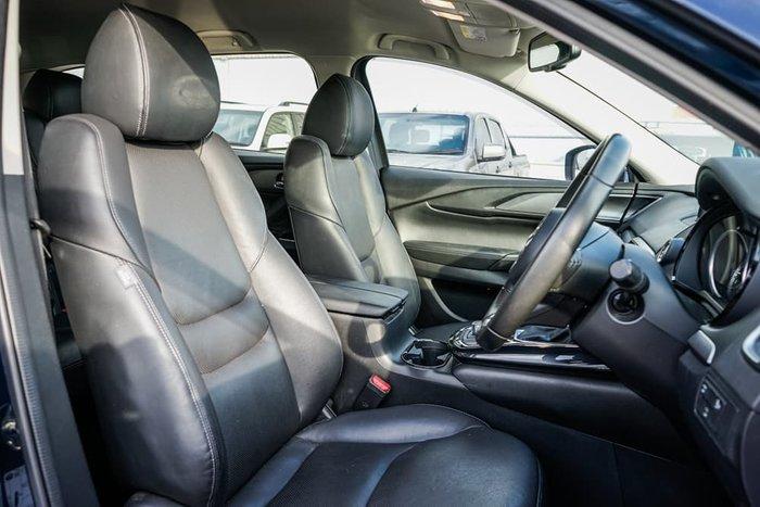 2017 Mazda CX-9 Touring TC Deep Crystal Blue