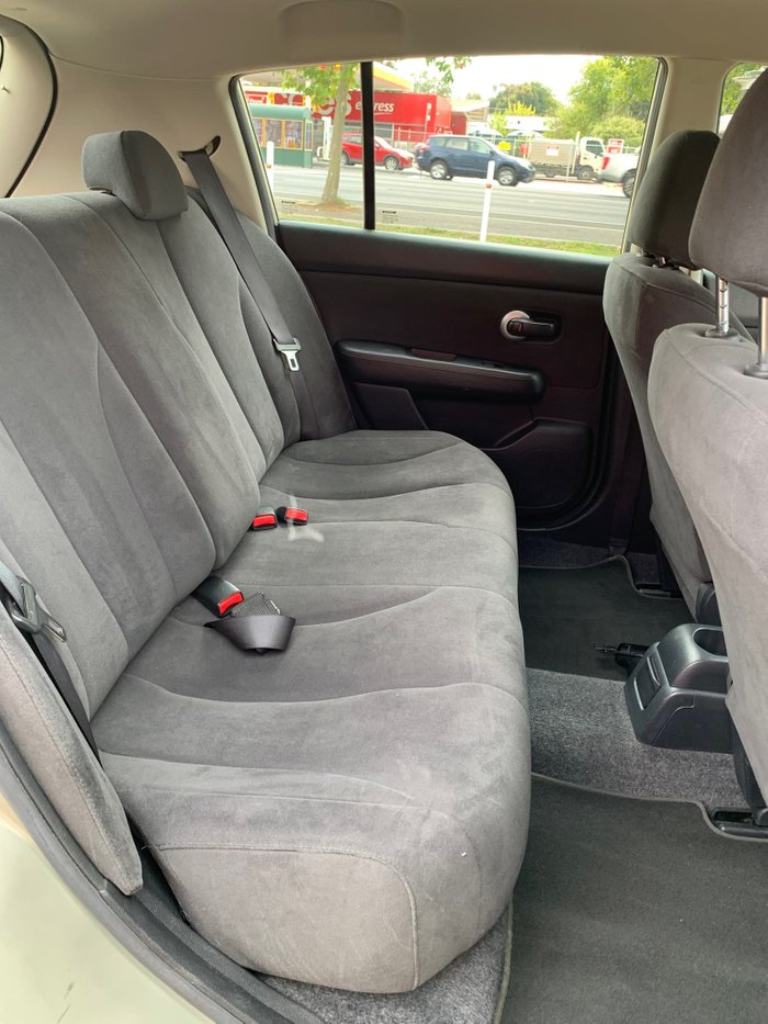 2006 Nissan Tiida ST-L C11