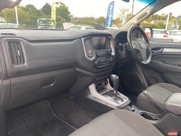 2017 Holden Colorado LTZ RG MY18 4X4 Dual Range Summit White
