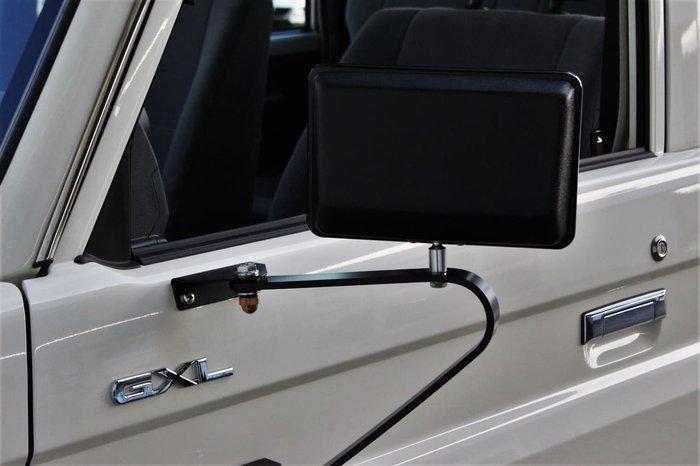 2020 Toyota Landcruiser GXL VDJ79R 4X4 Dual Range White
