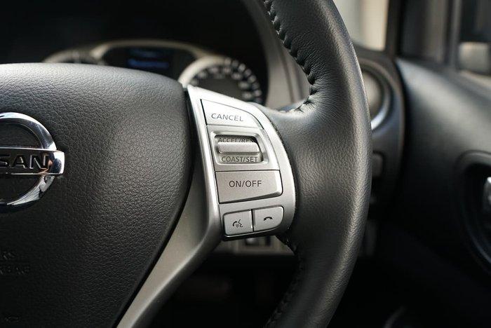 2018 Nissan Navara ST-X D23 Series 3 Black