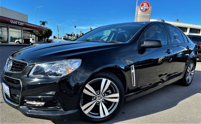 2014 Holden Commodore SV6 VF MY15 Phantom